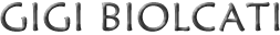 Gigi Biolcati website